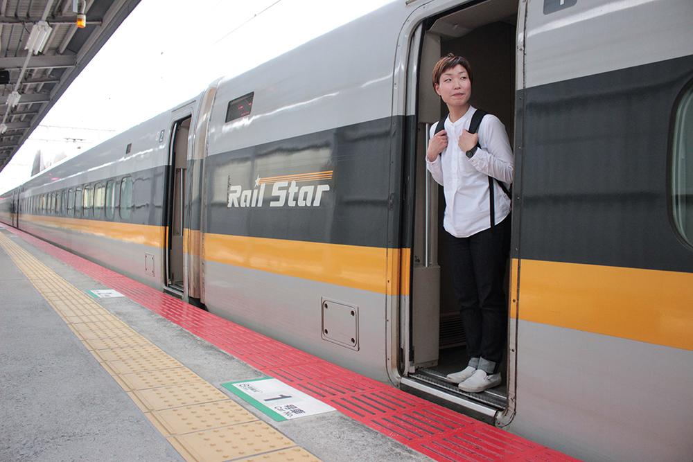 那珂川町に行くなら「新幹線」も便利のススメ!