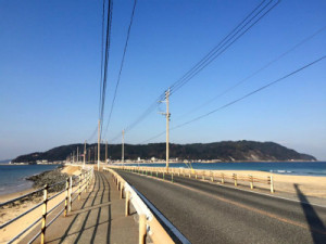 志賀島風景