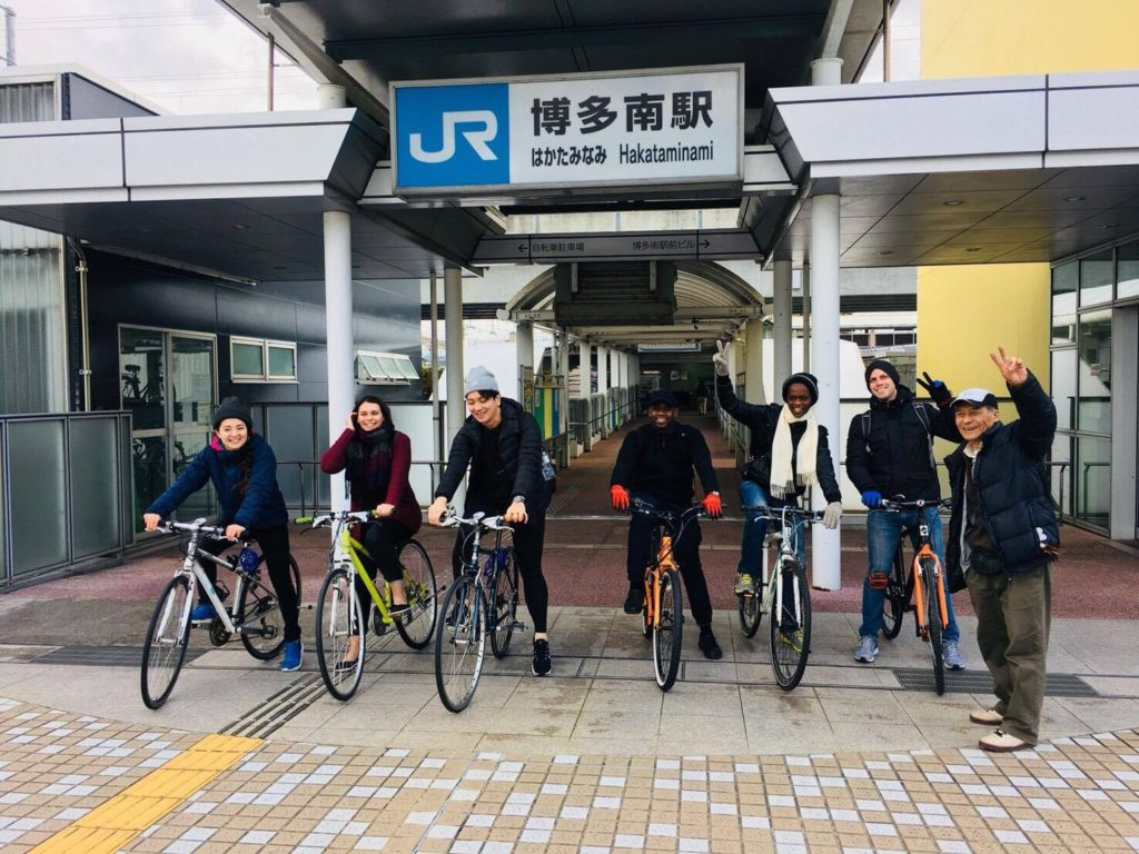 Cycling tour □■Little trip■□開催されました!