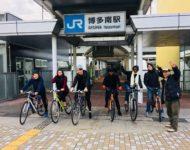 Cycling tour □■Little trip■□開催されました!